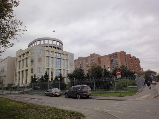 Московский городской суд .