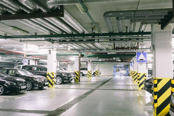 Договор долевого участия и паркинг