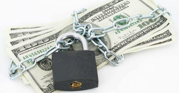 как скоро будет снят орест со счета опосля уплаты долга