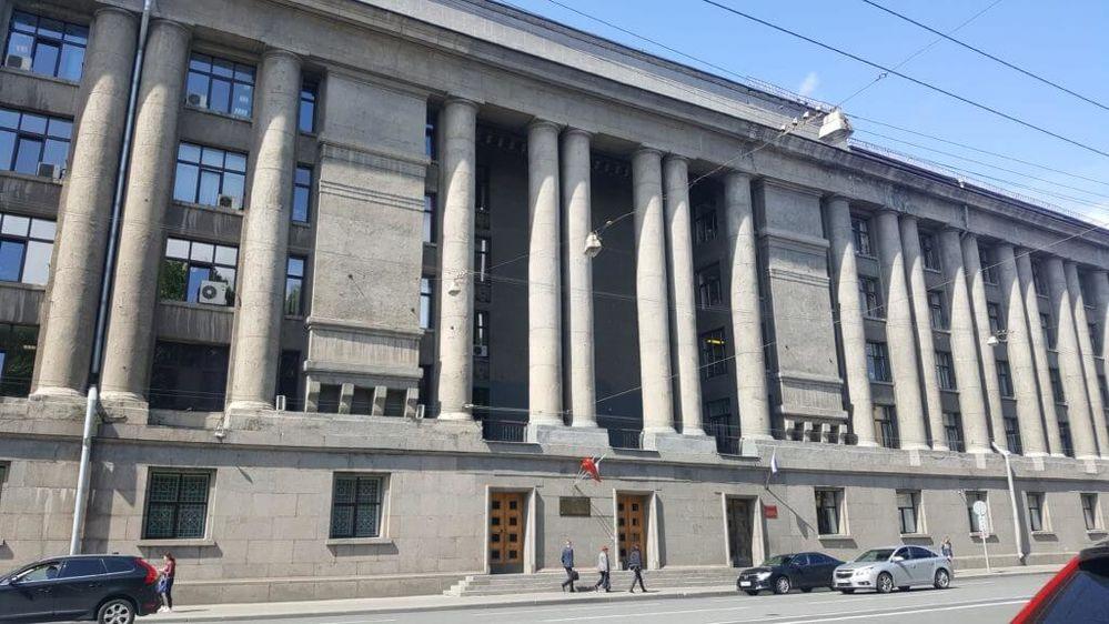 канцелярия арбитражного суда санкт петербурга