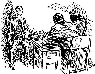 Как происходит допрос свидетеля у следователя